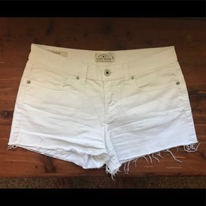 Lucky brand white shorts